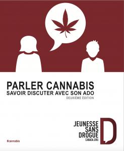 Couverture Parler cannabis