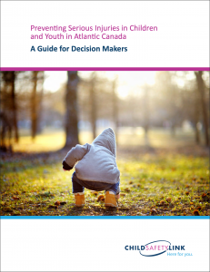 Image of cover of Preventing Serious Injuries in Children